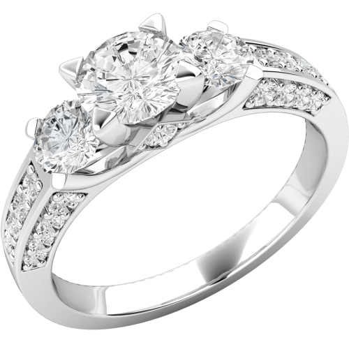3 Tips to Care For Your White Gold Engagement Ring Purely