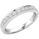 3/4 Eternity Rings