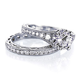 Vintage Engagement Rings on Past Several Years Has Been Centered Around Vintage Engagement Rings