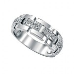 The new trend for Mens Engagement Rings