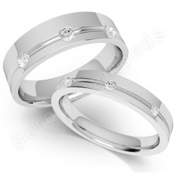 Pair of wedding rings picture