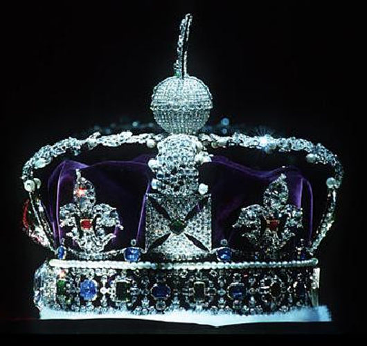 Royal sapphires the british crown jewels purely diamonds for King s fish house corona