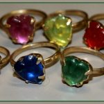Toy Engagement Rings