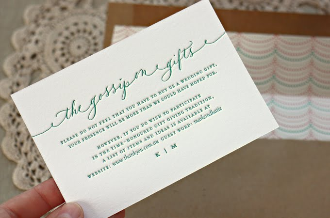 Wedding Invitation Etiquette: What To Send & When