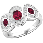 The July Birthstone – Ruby | Purely Diamonds