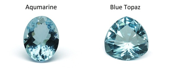 The Difference Between Aquamarine And Blue Topaz Purely Diamonds