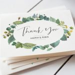 What to Write in Wedding Thank You Cards