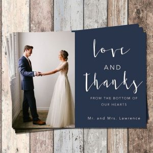 How to write wedding thank you cards purely diamonds wedding thank you cards junglespirit Image collections