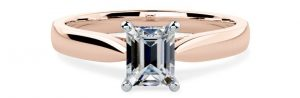 PD360 - Solitaire Engagement Ring