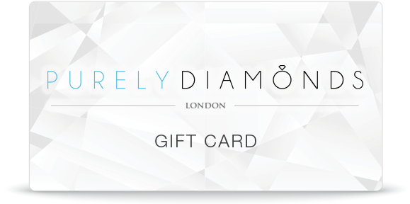 A Purely Diamonds Jewellery Gift Card