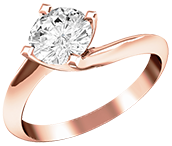 18ct Rose Gold