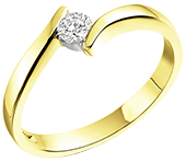 18ct Yellow Gold