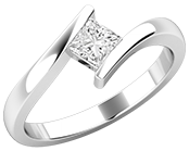 9ct White Gold