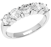 Eternity ring gift