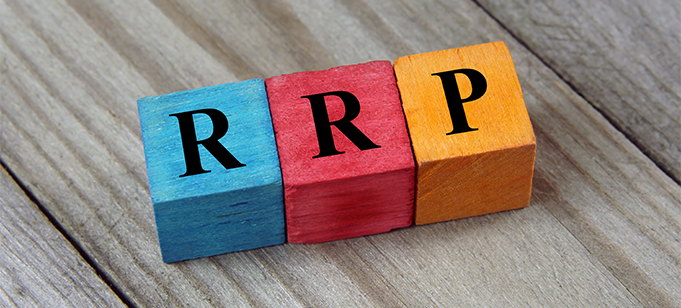 What does RRP mean?