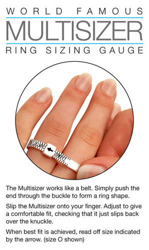 Our UK Ring Sizer tool