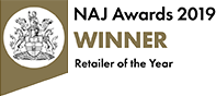 Winner of The National Jewellery Association Awards 2019 - Retailer of the Year