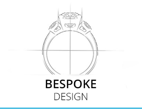 Browse our bespoke diamond jewellery service